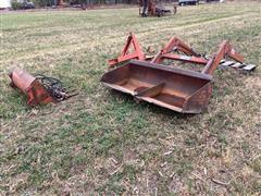 Schwartz 1400 Tractor Loader