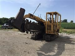 1996 Vermeer T-555 Drainage Tile Trencher