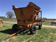 Richardton 1200 Forage Wagon