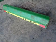 John Deere 3960 Silage Cutter Lower Pan Cover