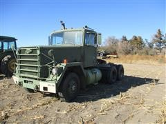 1981 AM General M915A Tractor Truck