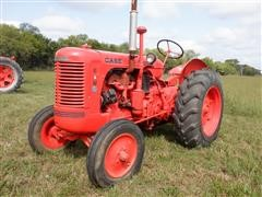 1947 Case S 2WD Tractor