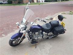 2003 Yamaha Silverado 1600cc Motorcycle