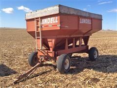 Lundell 300 Bu Gravity Wagon