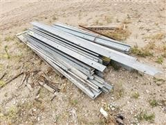 Behlen Galvanized Steel Formed Shapes & Trim