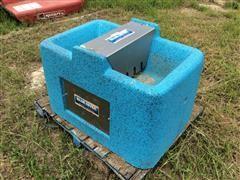 Blue River Cement Livestock Waterer