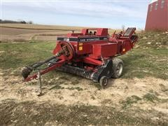 1990 Case IH 8545 Inline Small Square Baler