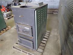 2009 Intertek Warnock Hersey 6500 Corn-Burning Furnace