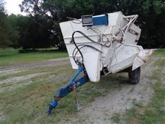 Harsh 200T Mixer/Feeder Wagon
