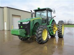 2011 John Deere 8260R MFWD Tractor