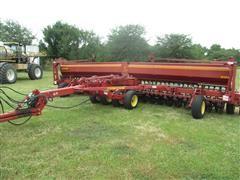 Sunflower 9420-25 25' Hydraulic Fold Drill