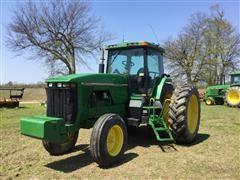 1995 John Deere 8100 2WD Tractor