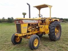 1970 Minneapolis-Moline G1000 Vista 2WD Tractor