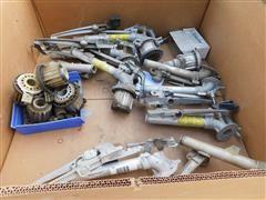Nelson End Gun Pivot Parts