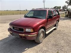 1997 GMC Jimmy 4x4 SUV