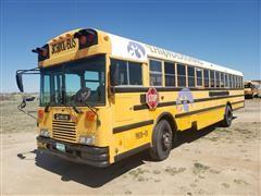1998 Genesis American Transportation School Bus