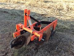 "Land Pride MP20 2-14"" 2-Bottom Plow"
