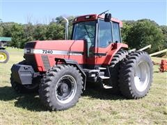 1996 Case International 7240 Tractor