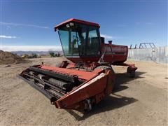 Case IH 8840 Windrower