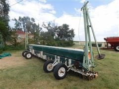 Marliss Industries 3 Pt Double Disc Opener Grain Drill