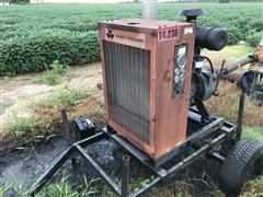 Perkins T4.236 Irrigation Power Unit