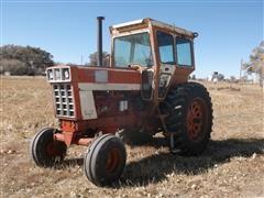 1973 International 1066 2WD Tractor