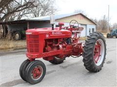 1941 McCormick Farmall M 2WD Tractor