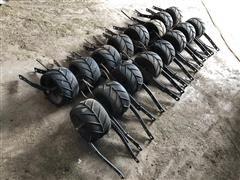 Case IH 1230 Early Riser Press Wheels