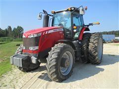 2011 Massey Ferguson 8650 MFWD Tractor
