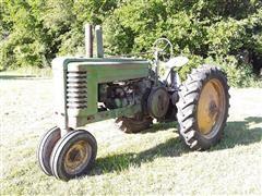 1941 John Deere A 2WD Tractor