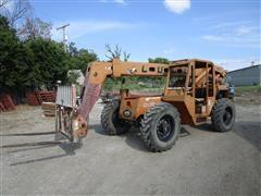 Lull 644B-37 Highlander 4x4x4 Telehandler