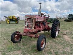 1948 McCormick Farmall M 2WD Tractor