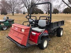 Toro 3100 Workmaster CH225 Utility Vehicle