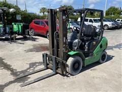 2012 Komatsu FG25T-16 Forklift