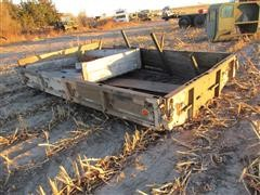 Army Truck Flatbed