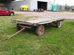 Oliver 5025A Flatbed & Gear