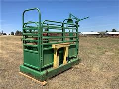 Ag Tronic 800 Individual Livestock Scale