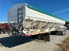 2006 Ray-Man 36 CHII-SF T/A Fertilizer Tender Trailer
