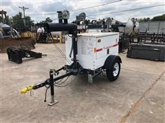 2013 Magnum MLT 3060K Mobile Light Tower