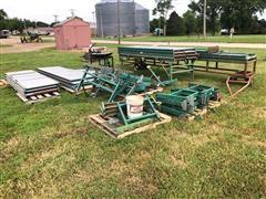 Automated Conveyor Systems Bench Roller Conveyor