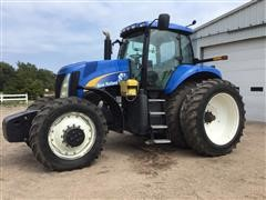 New Holland T8020 MFWD Tractor