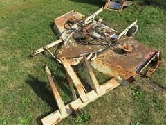 Woods L306 Belly Mower For John Deere