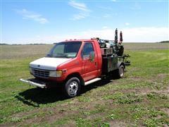 1997 Ford E-350 Pump Truck