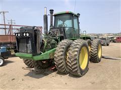 1989 John Deere 8760 4WD Tractor