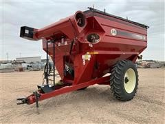 2013 J&M 750-18 Grain Cart