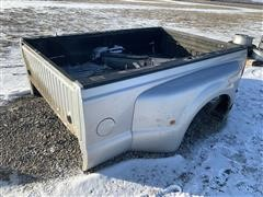 2007 Ford Dually Bed