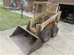 1976 Hydro-Mac 8C Skid Steer