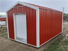 2016 10X16 Portable Storage Shed