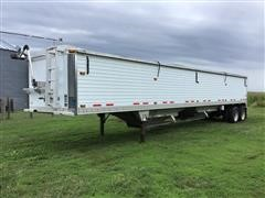 2006 Timpte Super Hopper T/A Grain Trailer