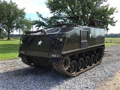 AM General M75 Armored Infantry Vehicle Personnel Carrier